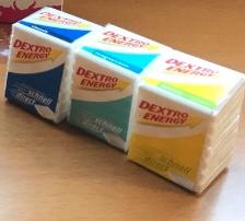 Tabletas de dextro energy